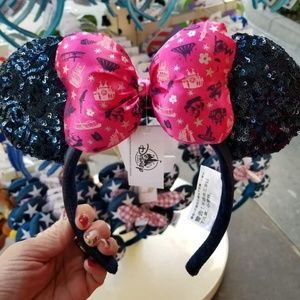 2019 Park Attractions Headband Ears